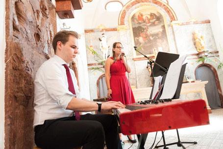 Musik für Trauung