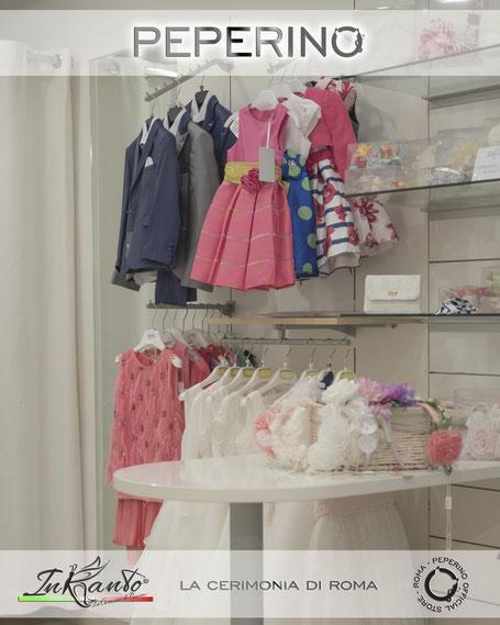 finest selection 355e4 7a731 Abiti Cerimonia Bambini Roma - Peperino Fashion Store
