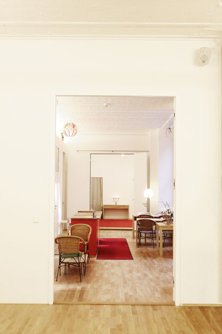 Raum mieten für Tanz, Musik, Yoga. Für Proben, Workshops und Veranstaltungen