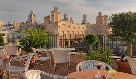 H10 Casa Mimosa 4* Sup - лучшие отели в центре Барселоны