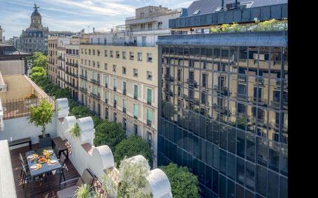 Зарезервировать апартаменты в центре Барселоны