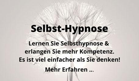 Hypnose Zürich: Selbsthypnose lernen