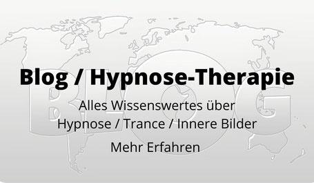 Hypnose Zürich: Blog / Hypnose-Therapie