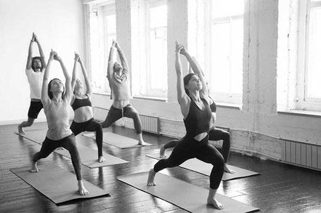 Yoga Gruppenkurse für Anfänger und Fortgeschrittene in Aarau und Rombach, Bodytime