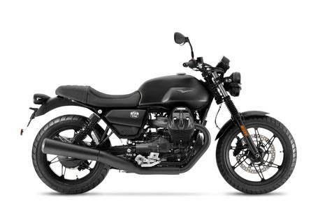 Moto Guzzi V7 Stone rechte Seitenansicht
