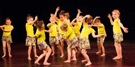 éveil initiation cours de danse enfant minimes