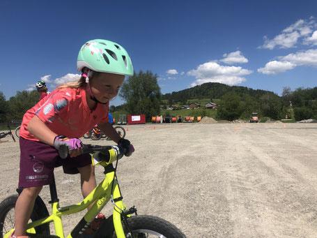 Bambini Bike Kurs Oberstaufen
