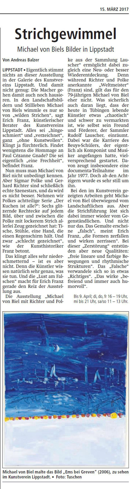 WA, Der Patriot, 15.03.2017