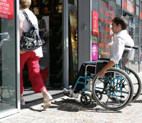 Dossier Ad'AP Accessibilité ERP Orsay Essonne