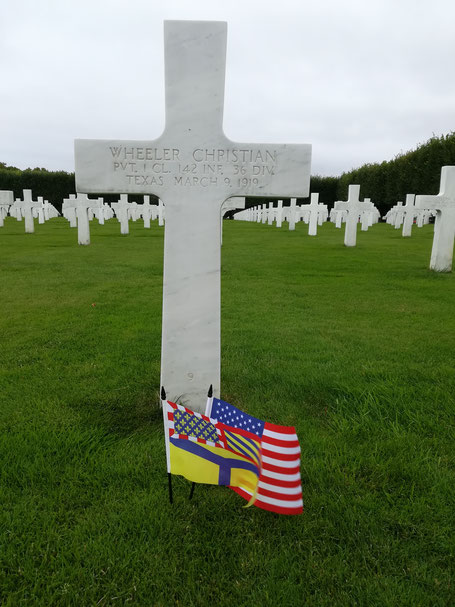 Tombe de Wheeler - Wheeler's grave - FindaGrave.com