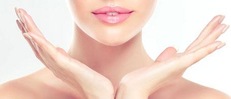 Lippen aufspritzen Lippenvergrößerung Lippenkontur Lippenkorrektur günstig in Köln