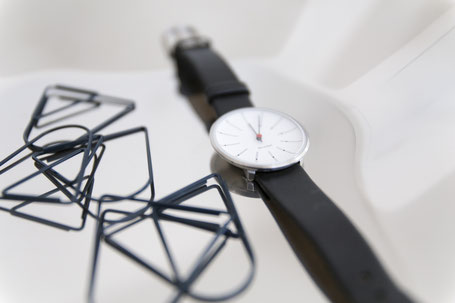 ARNE JACOBSEN Bankers Watchの画像