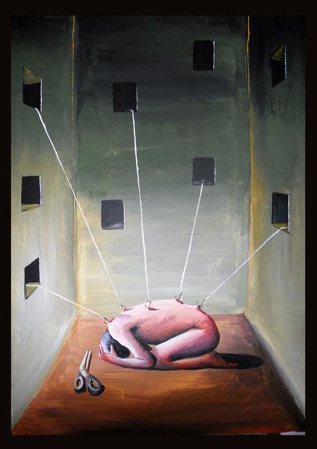 ''La paura'' - Luminita Irimia