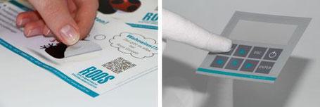 UV-Digitaldruck fuer ausdrucksstarke Printprodukte