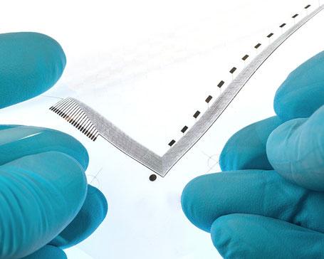Gedruckte Elektronik auf Basis von CNT-Technologie