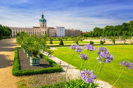 Schloss Charlottenburg Berlin Stadtrundfahrt Berlin Erlebnisse Stadttour Sightseeing