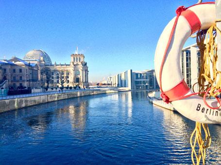 Reichstag Stadtrundfahrt Friedrichstraße Sightseeing Berlin Hauptstadt Abenteuer