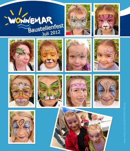 Wonnemar Marktheidenfeld Baustellenfest 2012
