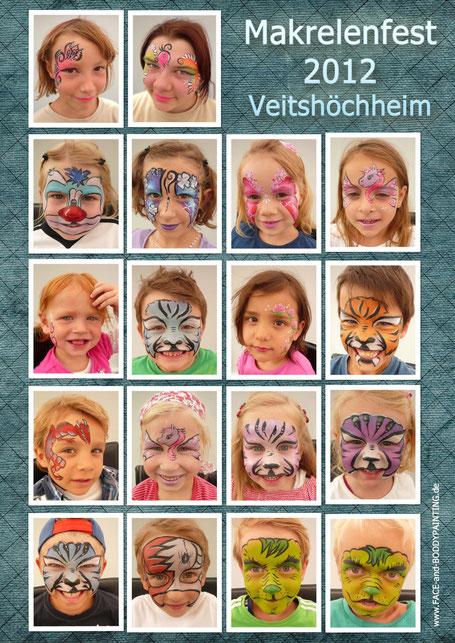 Makrelenfest Veitshöchheim 2012