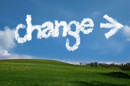 Veränderung beginnt in dir