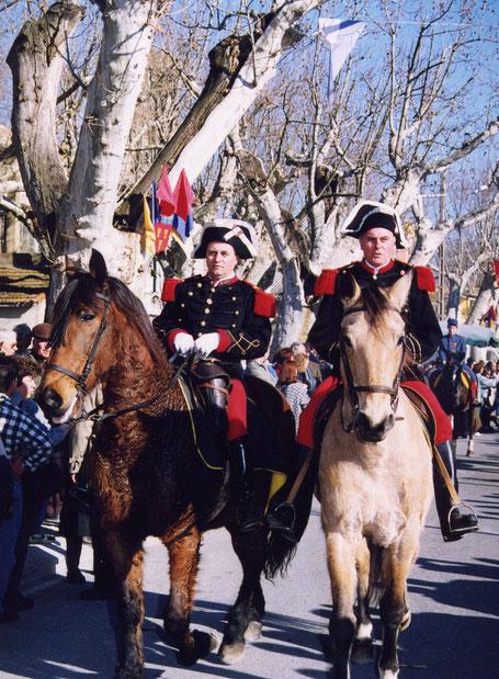 Fête des Amoureux de Roquemaure dans le Gard