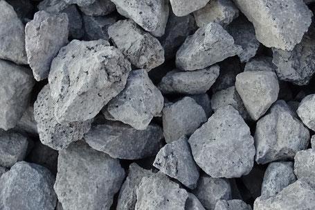 Basalt-Schotter 31.5-63 mm