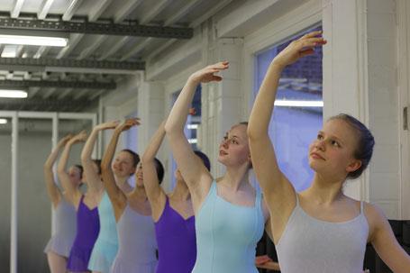 TanzArt Talentförderung Ballett