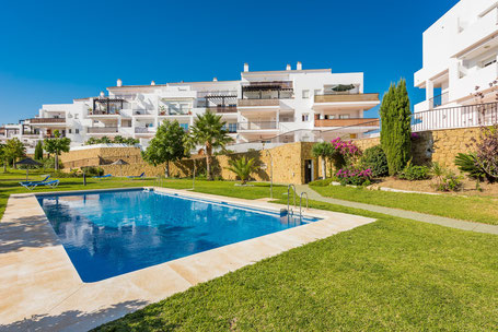 Exclusive Wohnung in Mijas Costa, Andalusien