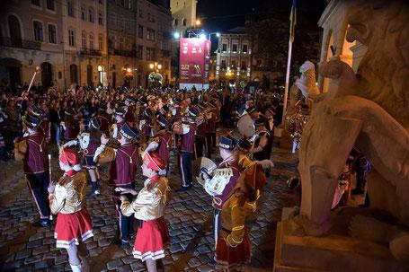 Nightlife in Lviv