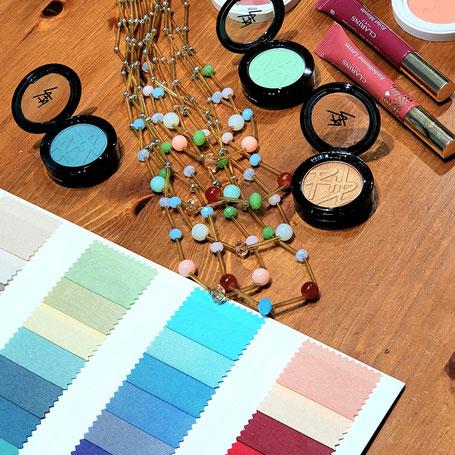 Tagesseminar für Farbberatung, Stil & Makeup