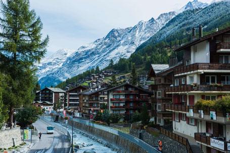 Datenhaltung in der Schweiz