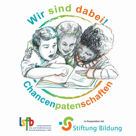 Logo Chancen-Patenschaften - Wir sind dabei
