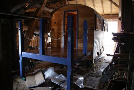 Wohnwagen PGH 5 Türme