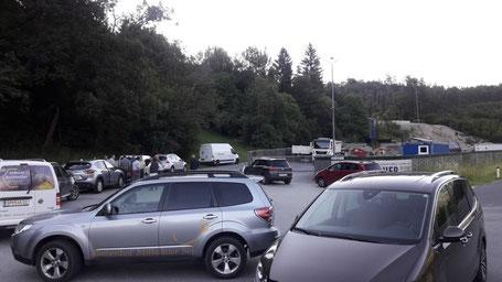 """Ein regelrechter """"Run"""" auf die Belegstelle Mühldorfer Ochsenalm"""