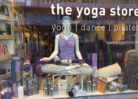 10 Jahre the yoga store l Yoga Dance & Pilates Shop l  Forchstrasse 52 l 8008 Zürich
