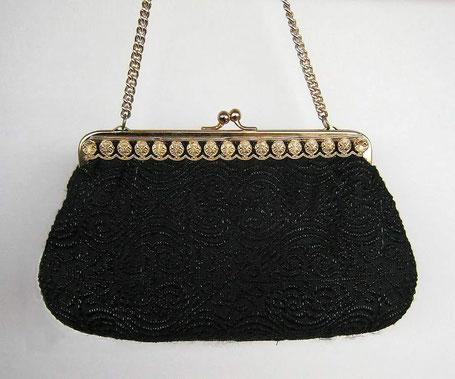Wunderschöne Abendhandtasche aus den 40er Jahren