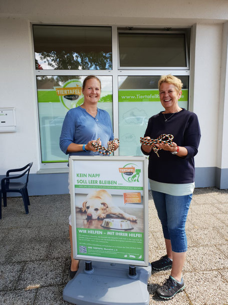 Julia Köhler mit Annette, Foto: Oetken