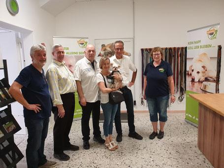 Besuch der SPD Bergheim Mitte, 27.07.2019, Foto: Härtel-Heeg