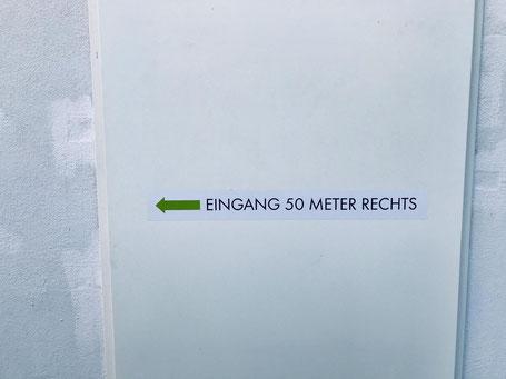 Fluchttür, Foto: Härtel-Heeg