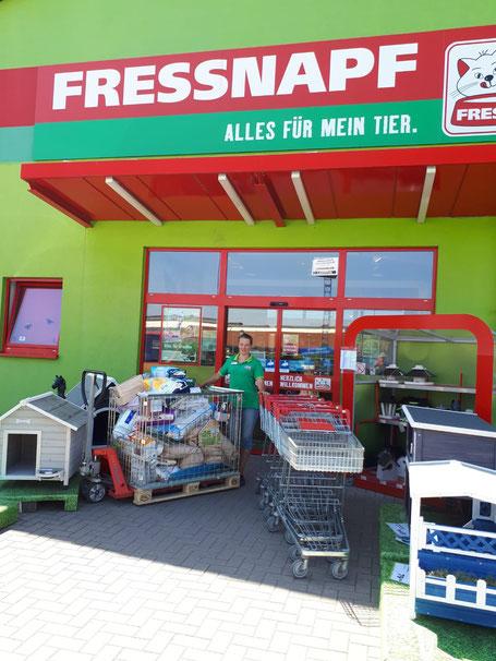 Fressnapf Grevenbroich, Foto: Härtel-Heeg
