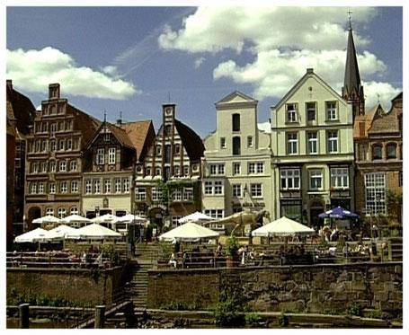 Hansestadt Lüneburger Wasserviertel