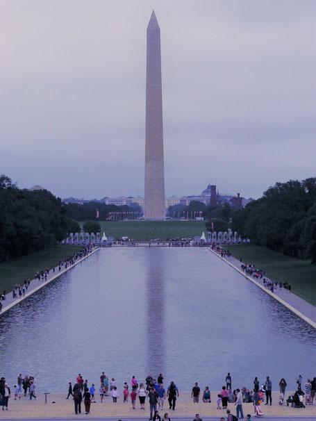 Washington Sehenswürdigkeiten: Washington Monument