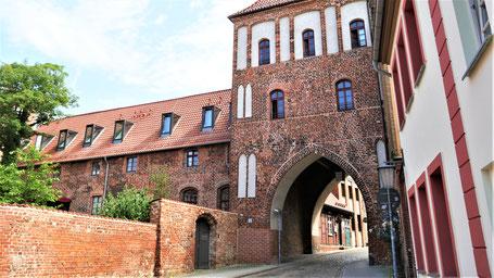 Stralsund Sehenswürdigkeiten: Das Kütertor