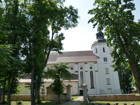 Mecklenburgische Seenplatte Sehenswürdigkeiten: Johanniterkirche