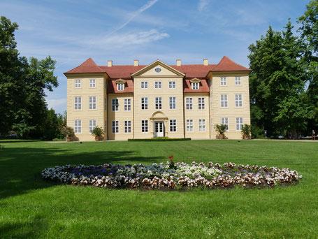 Mecklenburgische Seenplatte Sehenswürdigkeiten: Schloss Mirow