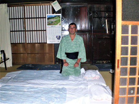 Ryokan Hotel Japan