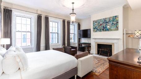 Philadelphia Hotel und Unterkunft: Thomas Bond House