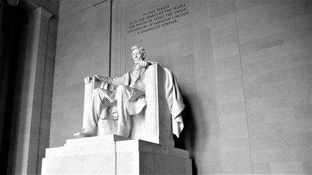 Rundreise USA Ostküste: Lincoln Memorial in Washington