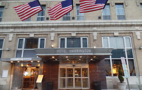 Washington Reisetipps Hotels: Hotel Harrington