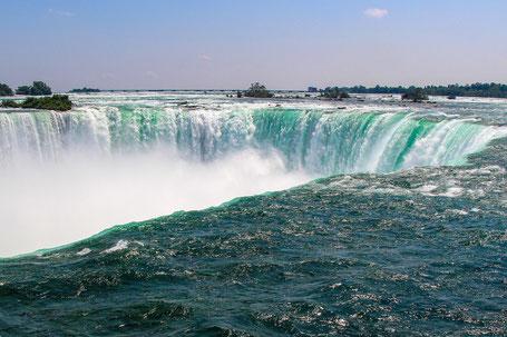 Rundreise USA Ostküste: Die Niagarafälle